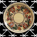 Peremes tányér (M0004)