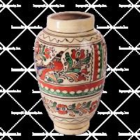 Asztali korondi váza (J0172)